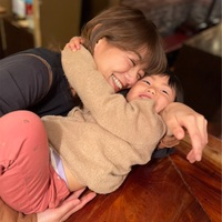 【スザンヌの妹マーガリンの子育てブログ】熊本県独自の緊急事態宣言中の夜(^^)