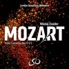 ズナイダーがロンドン響を弾き振り!モーツァルト:ヴァイオリン協奏曲第4番&第5番