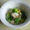 40冊目『SAMURAIレシピ』から初回はチキンブロッコリースープ