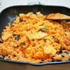 おいしいキムチの紹介と、簡単にできる!パラりとしたおいしいキムチチャーハンの作り方(レシピ有)/Kimuchi Fried Rice/ข้าวผัดกิมจิ
