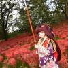 赤いタマ姉ふぉう01 花のKG?