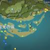 【原神】瑶光の浜を攻略・探索してみた(宝箱の位置)