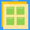 Cocos Sharp 入門 (2) CCScene, CCLayer, CCSprite, CCLabel