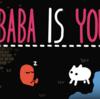 ノルディックゲームジャムから生まれた『BABA IS YOU(ババイズユー)』。初期ステージで「あ、これあかんやつや」って悟る。