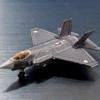 日本にも導入本格化! F-35ライトニングⅡ(1/500スケール ペーパーモデル)