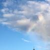 7月末日の虹
