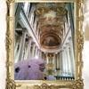 ヴェルサイユ宮殿 王室礼拝堂 2階♪ ハネムーン旅行記2014♪ フランス&イタリア ♪