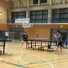 三重県高校学年別卓球大会の地区予選に向けて!