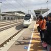 吐魯蕃(トルファン)----中国版新幹線