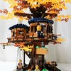 LEGO 21318 アイデア ツリーハウス ⑭~⑲ 完成