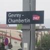 Gevrey-chambertain et Beaune