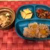 4歳男子の遊びと夕飯 : 単調な育児を抜け出そう。重陽の節句をしてみる。