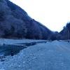 2013年初釣り!うらたんざわ渓流釣り場
