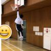 【動画あり】バスケ、31歳ダンクへの道【良い調子】2019.3.3
