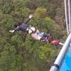 竜神大吊橋で高さ日本一のバンジーを体験!【茨城・常陸太田市】