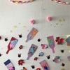 今月の壁装飾