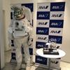宇宙の日記念の成田・ヒューストン間限定ANAスペースフライトでThinkPad X1 Carbon