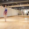 「オーロラ姫」大人のためのバレエシューズで踊るバリエーション3