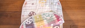 寝相がわるい子供の寒さ対策には「ホッペッタガーゼスリーパー」がおすすめ