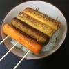 今日は土用の丑の日!でも、安い鰻はもう食べません!その代わりに(?)オリジナルのうまい棒丼です(*^_^*)《「う」のつく食べ物シリーズ #1》