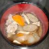 ホットクック リピ決定レシピ 具だくさん豚汁を調味料しょうゆだけで作ったらできた豚肉入りけんちん汁