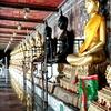 タイの観光1日目から、タイ古式マッサージ!