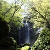 新緑と滝、唐谷川三の滝 2016.04.24