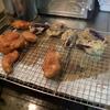 幸運な病のレシピ( 1586 )夜:鳥カツ、ナスの豚バラ肉はさみ揚げ、水戸の納豆、汁の仕立直し