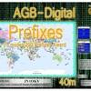 アワード 〜 AGB 200 Prifixes Award 到着!