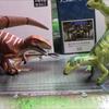 【古生物玩具】アニア「フクイラプトル・フクイサウルス」