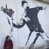 バンクシーアートを見にパレスチナへ 追記:2017.04.28