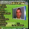 1986.06.22/FIFAW杯準々決勝/アルゼンチンvsイングランド/2-1