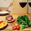 葡萄とキツネ @白楽 セイボリータルトと国産ワインのおしゃれバー