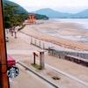 世界遺産 宮島 の スタバ は 窓の外が素晴らしい   〜景色がおすすめ〜