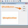 QtDesignerで配置後にPython上でのWidgetのカスタマイズ