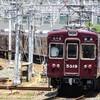阪急、今日は何系?485…20210623