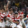 コーヒー☕️ブレイク:オールジャパン、アイルランドに勝利!!!