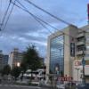 Uber Eats名古屋。台風前夜、体を張った割には手ごたえがない。
