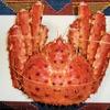 凄い!蟹のプレゼント。