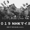 【競馬】2019NHKマイルC は完敗しました