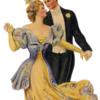 女性参政権獲得前後の社交ダンスのパートナー関係の変化(社交ダンスの暗黒時代)