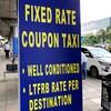 空港からタクシーに乗ろう『ニノイアキノ空港』