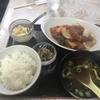 ボリュームランチ(酢豚対決)