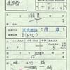 東武線池袋から浅草への連続乗車券