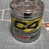 C4 PRE-WORKOUT EXPLOSIVE ENERGY フルーツポンチ味