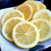 チャルメラの塩ラーメンとレモン