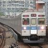《東急》【写真館196】田園都市線青い8500系の東武線直通電車