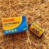 【Kodak ULTRAMAX400】青いコダックは写りも絶妙な青になる