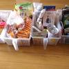 《梅雨前に週末ちょっと丁寧掃除》食品棚の備蓄食料の掃除と整理。