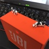 ポータブルBluetoothスピーカー「JBL GO」を勢いよく衝動買いした